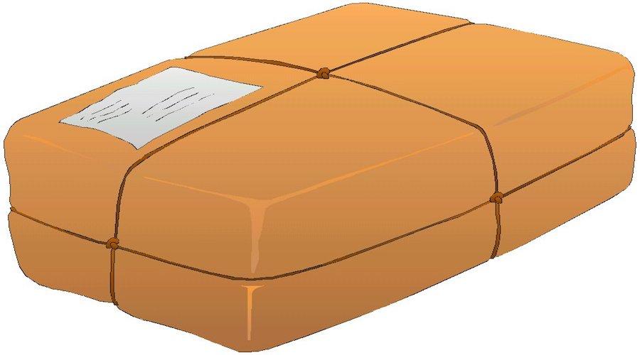 UK parcel delivery service